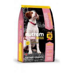 картинка Nutram s2 Sound Balanced Wallness Puppy 320gr