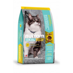 картинка Nutram I17 Ideal Solution Support Sndoor Cat 5 kg